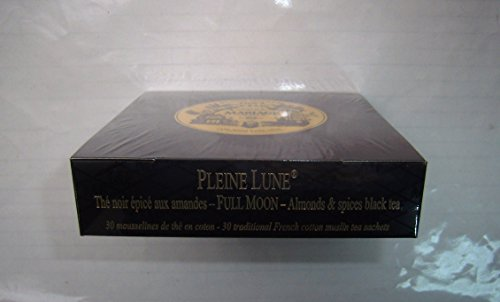 Mariage Frres - PLEINE LUNE - Box of 30 traditional french muslin tea sachets