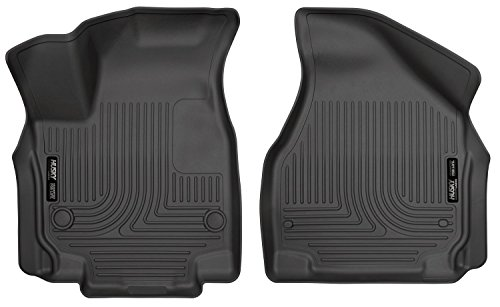 Chrysler Pacifica Floor - Husky Liners Front Floor Liners Fits 17-18 Pacifica