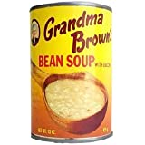 Grandma Brown's Bean Soup with Bacon - 15 oz can
