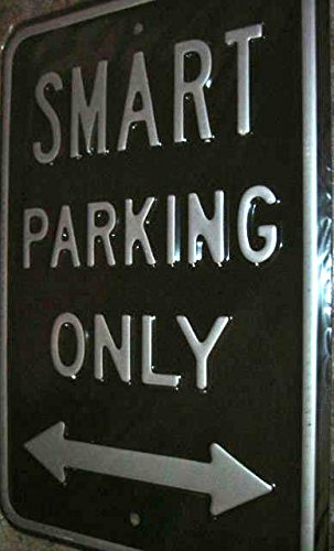 RELIANT ROBIN PARKING METAL SIGN RUSTIC VINTAGE STYLE 8x10in 20x25cm garage