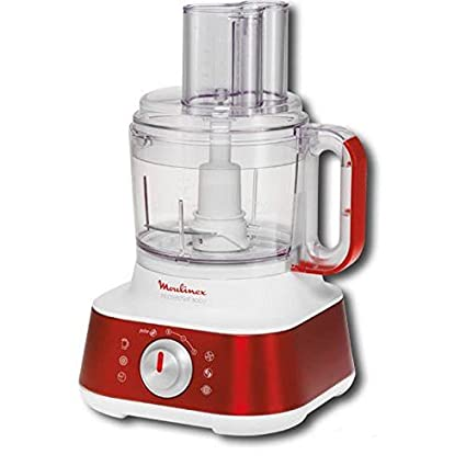 Comparer MOULINEX MASTERCHEF8000 FP659GB1 ROUGE