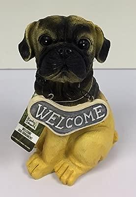 Roots & - Cartel de bienvenida para perro, diseño de perro ...