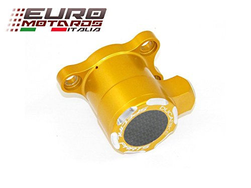 Ducati Monster S2R Ducabike Italy Clutch Slave Cylinder Carbon Gold: