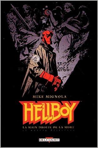 Télécharger des livres Kindle en pdf Hellboy, tome 4 : La Main droite de la mort PDF