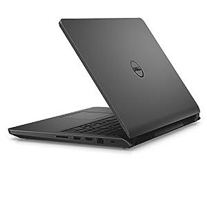 "Dell Inspiron i7559-5012GRY 15.6"" UHD (3840x2160) 4k Touchscreen Laptop (Intel Quad Core i7-6700HQ, 8 GB RAM, 1 TB HDD) NVIDIA GeForce GTX 960M, Microsoft Signature Edition"