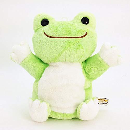 [해외]개구리의 피 클 기본 클 핸드 괴뢰 / Cane Pickles Basic Pickles Hand Puppet