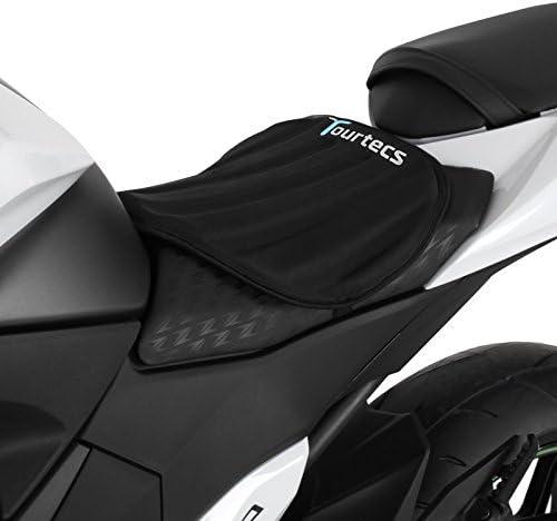 Gel Coussin Pour Selle pour Honda Pan European ST 1300 Tourtecs Neopren L