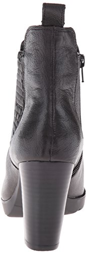 Bella Vita Womens Zana Boot Black Leather