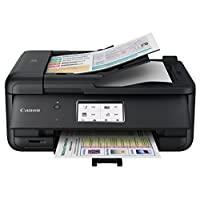 Deals on Canon Pixma TR8520 Wireless All-in-One Office Printer + $70 GC