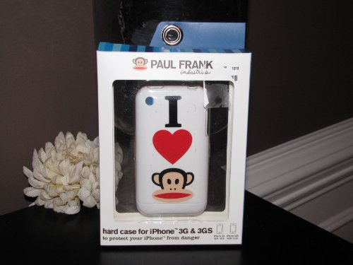 Paul Frank Hard Case iPhone 3G & 3GS I