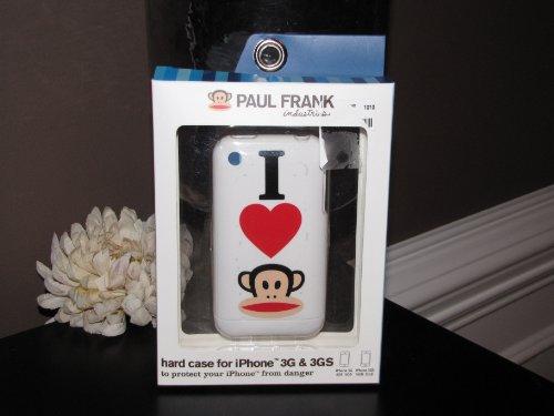 - Paul Frank Hard Case iPhone 3G & 3GS I