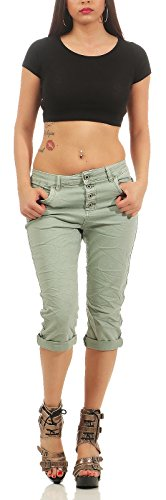 Jeans Karostar Donna Menta Boyfriend By Lexxury Aq8qxwPU