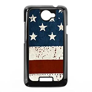 Parson's Old Glory HTC One X Cell Phone Case Black phone component RT_399300