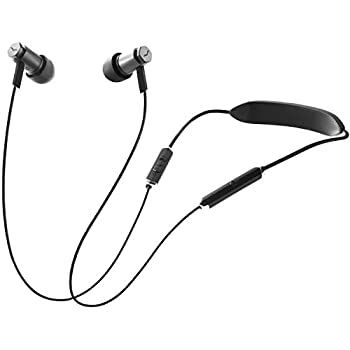 V-MODA Forza Metallo Wireless In-Ear Headphones - Gunmetal Black