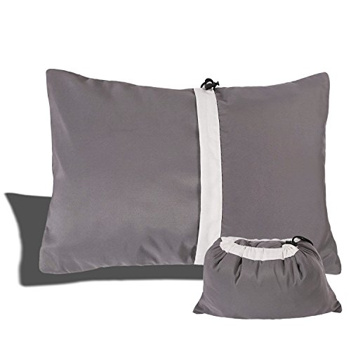 RedSwing Portable Camping Pillow, Peach Skin Small Compressible Pillow Lightweight by RedSwing