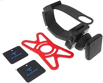 Soporte magnético para Manillar de Bicicleta, Quad, ciclomotor, teléfono móvil, Smartphone, rastreador de navegación: Amazon.es: Electrónica