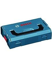 Bosch 1600A007SF Mini Professional L-BOXX gereedschapshouder (26 15,5 6,3 cm), zwart/blauw, Negro, Azul