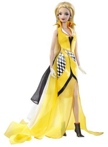 Barbie Corvette Yellow Dress American Favorites Collection N4984 Mattel