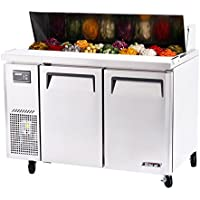 Turbo Air (JST-48) - 48 Sandwich/Salad Prep Table - J Series