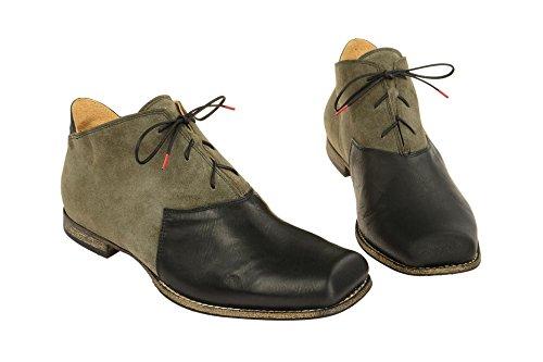 Pensare! Herren Guru_282694 Desert Boots Schwarz