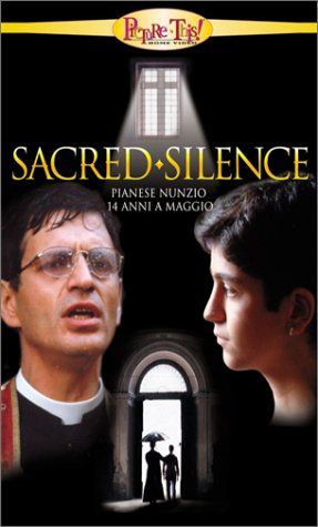 Sacred Silence [VHS] by Picture This
