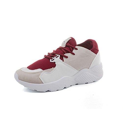 Primavera Y Otoño Sra CHT Salvaje Zapatos Ocasionales De Los Deportes Red