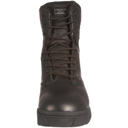 Magnum Stealth Force Leather 8.0 WPI MUF2091144 - Calzado de protección de cuero unisex Negro