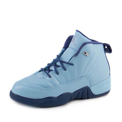 a98d8a67125 girlss preschool jordan retro 12 basketball shoes