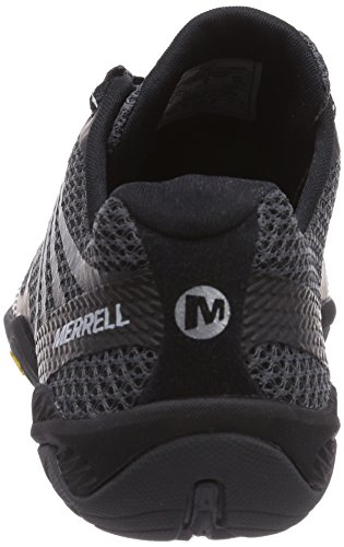 Glove 3 Pace Trail Merrell Black Women's Shoe Running wEFqFOa