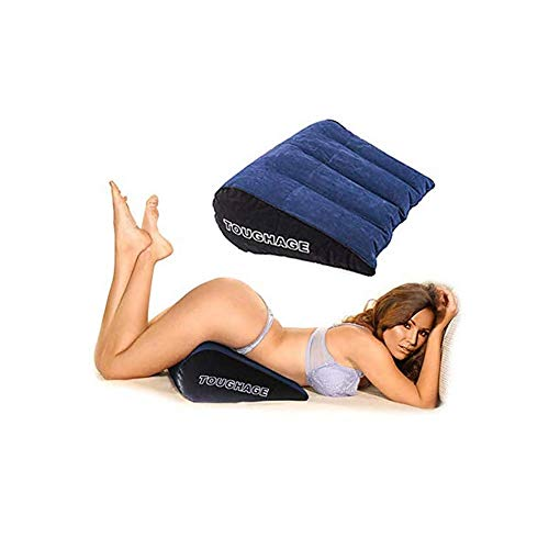 Magic Cushion Ramp,Portable Backrest,Body Pillow,Inflatable Multi-Functional Pillow Furniture Erotic Products Adult Game Toys for Couples