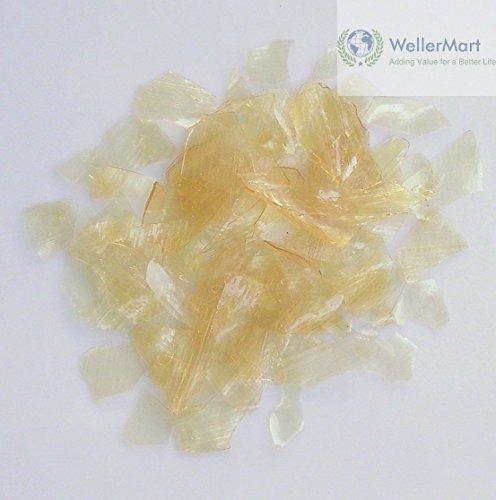 De Flakes (Dewaxed Platina Shellac Flakes. (16 oz or 1)