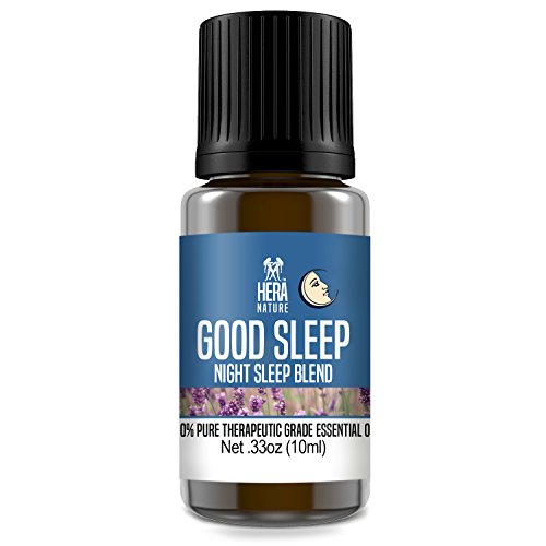 Night Sleep Essential Blend Therapeutic