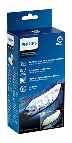 Philips 39976931 Scheinwerfer Aufbereitungs Set