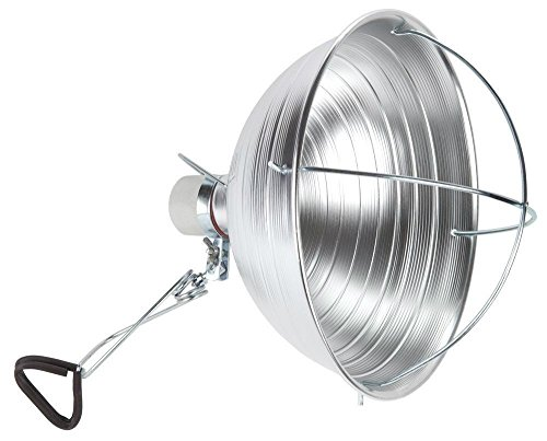 Power Zone 3462421 10 1/2'' Chicken Poultry Brooder Heat Lamp by Power Zone