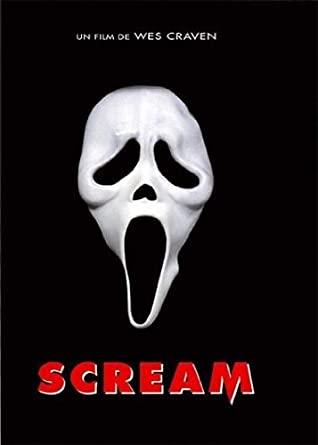 Scream [Francia] [DVD]
