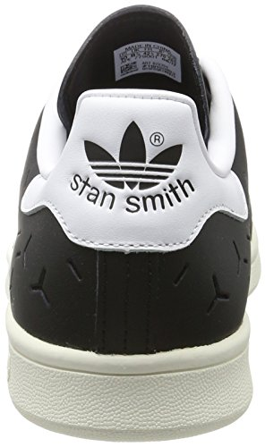 Smith White Stan Core Collo Black Black Core Donna Nero Sneaker adidas Footwear Basso a qSRCC