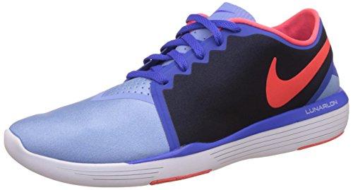 Nike Mujer Zapatillas Gimnasia Para chlk Azul De Lunar Sculpt obsdn Crmsn Bl Brght rcr Wmns Trxtw01r