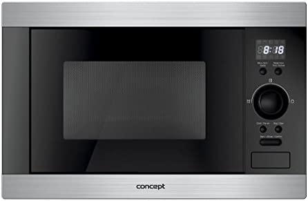 Concept MTV-3125 Integrado 25L 900W Negro, Acero inoxidable ...