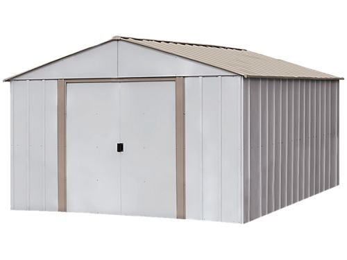 Arrow Oakbrook OB Storage Shed, 10 by 14-Feet by Arrow