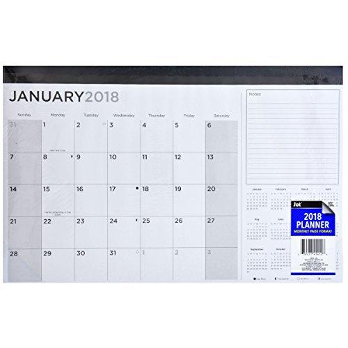 Weekly Calendar Uae : Monthly planner desk calendar buy online in uae