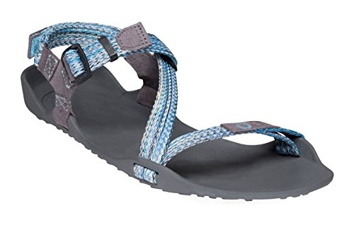 Xero Shoes Barefoot-Inspired Sport Sandals - Z-Trek - Women - Multi-Sky - 8 M US