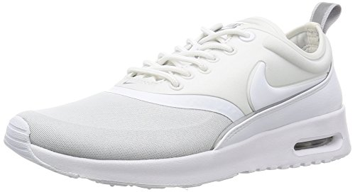 Nike Air Max Thea Ultra White Grey Running Womens Style: 844926-100 Size: 9