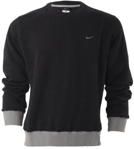 cf4ce136300b Mens Nike Crew Neck Sweatshirt Top Avail in Black Grey Navy S M L XL ...