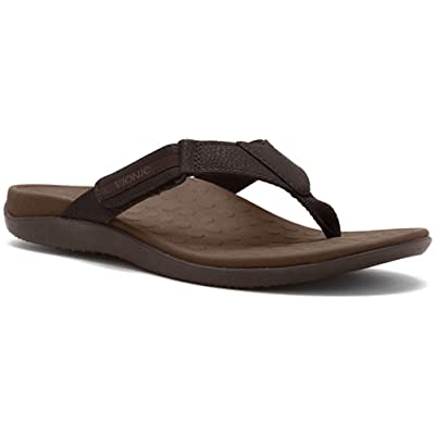 Vionic with Orthaheel Technology Men's Ryder Thong Sandals   Sandals