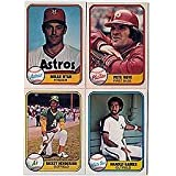 1981 Fleer Baseball Complete Near Mint to Mint 660 Card Set Featuring Rookie Cards of Harold Baines, Kirk Gibson, Danny Ainge (Celtics!) and Many Others! Loaded with Stars and Hall of Famers Including Tom Seaver, Ozzie Smith, Nolan Ryan, Carl Yazstremski, Johnny Bench, Dave Winfield, George Brett, Rickey Henderson and More!