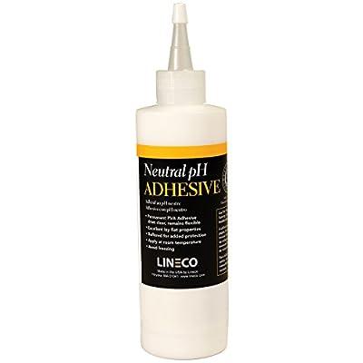 Lineco 901-1008 Neutral PH Adhesive 8 Ounces