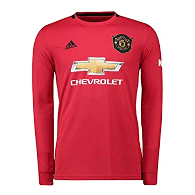 Manchester United 2019/2020 Home Long Sleeve Jersey
