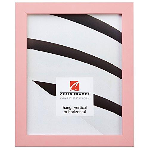 Craig Frames Confetti, Modern Light Pink Picture Frame, 22 x 28 - Light X 22 28