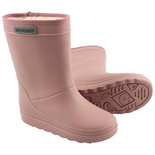 EnFant gefütterter Gummistiefel unisex Thermo Boots, 815062U-00 Rosa