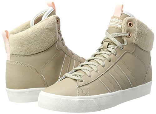 Adidas Wtr Qt Femme Baskets Hautes Beige W icey Khaki Daily trace Pink Cf qrEn0xtr